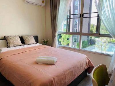 For SaleCondoChiang Mai, Chiang Rai : Sell D Condo Ping, new room, like never been in the room, 99%