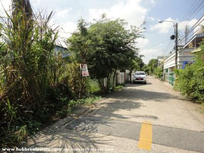 For SaleLandVipawadee, Don Mueang, Lak Si : Land for sale at Phahonyothin 54, 2-8 size 60 sq. Wa, near Saphan Mai BTS