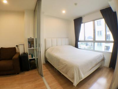 For SaleCondoPattanakan, Srinakarin : Cheap sale! Condo Lumpini Ville Phatthanakan-New Petchburi, size 23 sq.m., fully furnished, ready to move in!