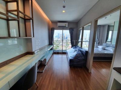 เช่าคอนโดสะพานควาย จตุจักร : For Rent Lumpini Park Vibhavadi-Chatuchak (28.5 sqm.)