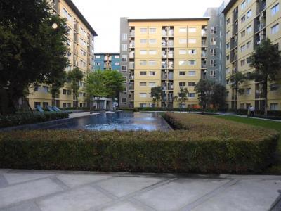 For RentCondoRangsit, Patumtani : For rent, Plum Condo Park Rangsit, near Krungthep
