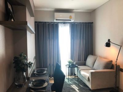 เช่าคอนโดพระราม 9 เพชรบุรีตัดใหม่ : ให้เช่า LUMPINI SUITE เพชรบุรี-มักกะสัน 1 ห้องนอน 27 ตรม ห้องสวยมาก พร้อมเฟอร์ 18,000 บาทเท่านั้น