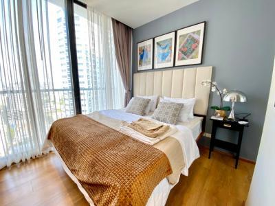 For RentCondoSukhumvit, Asoke, Thonglor : 0489😊 For RENT ให้เช่า 2 ห้องนอน 🚄ใกล้ BTS พร้อมพงษ์ เพียง 7 นาที 🏢 โครงการ พาร์ค 24 PARK 24 🔔พื้นที่:53.00ตร.ม. 💲ราคาเช่า:55,000.-บาท 📞นัดชมห้อง:099-5919653 ✅LineID:sureresident