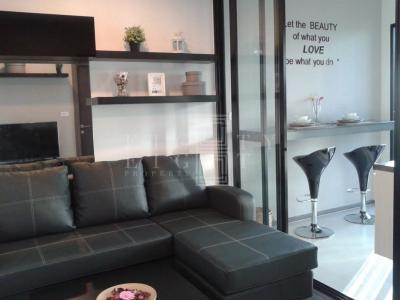 เช่าคอนโดอ่อนนุช อุดมสุข : For Rent The BASE Park West Sukhumvit 77 (30 sqm.)