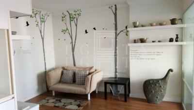 For RentCondoRama9, RCA, Petchaburi : For Rent Lumpini Place Rama 9-Ratchada (34 sqm.)