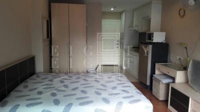 For RentCondoSukhumvit, Asoke, Thonglor : For Rent Grand Parkview Asoke (28.5 sqm.)