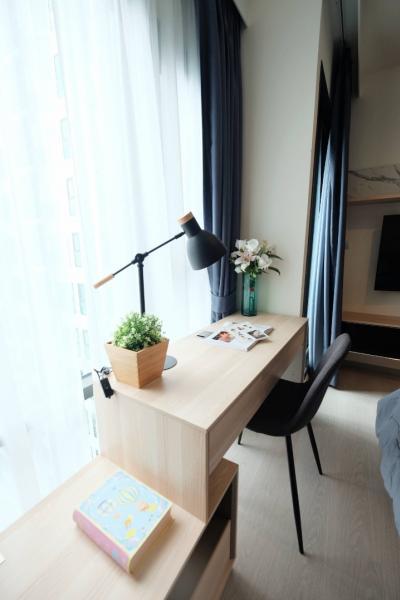 เช่าคอนโดสุขุมวิท อโศก ทองหล่อ : Rhythm 36-38 Studio Unit For Rent Ready to move in Rental Price at 20k/month