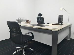For RentOfficeChengwatana, Muangthong : Rent offices 12 - 300 sqm. Start 270 / sqm. Muang Thong Thani 5,500 baht / month 095-390-8899