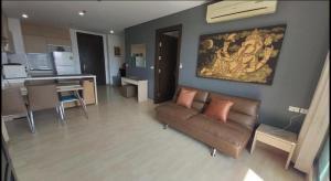 For RentCondoRatchadapisek, Huaikwang, Suttisan : ++ Urgent rent ++ Good price, Rhythm Ratchada ** 1 bedroom 37 sq.m. Ready to view !!