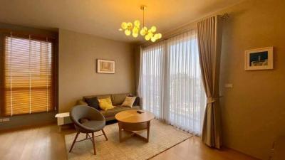 For RentCondoSukhumvit, Asoke, Thonglor : ++ Quick rent ++ HQ Thonglor, 1 bedroom 57 sq.m., high floor, very beautiful decoration, spacious room, open view