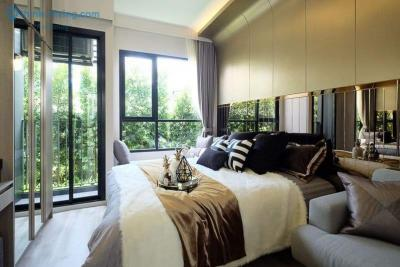Sale DownCondoOnnut, Udomsuk : For sale, Condo KnightsBridge Prime on-nut, owner, sell at cost