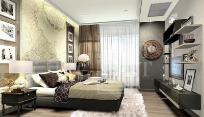 For RentCondoRatchathewi,Phayathai : For Rent Supalai Elite Phayathai (94 sqm.)