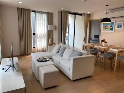For RentCondoSukhumvit, Asoke, Thonglor : ++ Quick rental ++ Liv @ 49 Liv @ Fortyai, 2 bedrooms 95 sq. M. High floor, very beautiful decoration, spacious room, open view