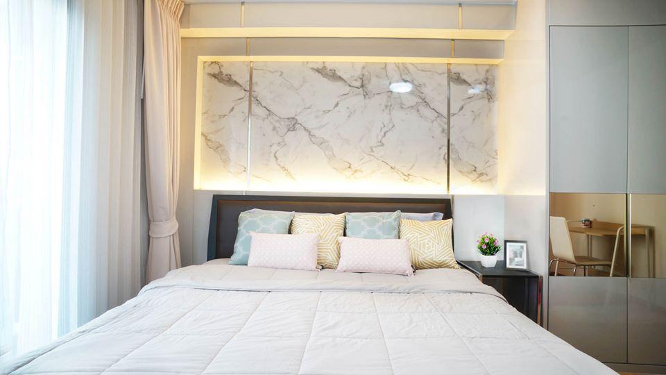 For SaleCondoBangna, Lasalle, Bearing : A0651 ++ SALE ++ Supalai City Resort Bearing Station, Sukhumvit 105 | Supalai City Resort Bearing Station Sukumvit 105 | 2 bedrooms, 2 bathrooms, 58 sqm. Beautiful room * BTS Bearing