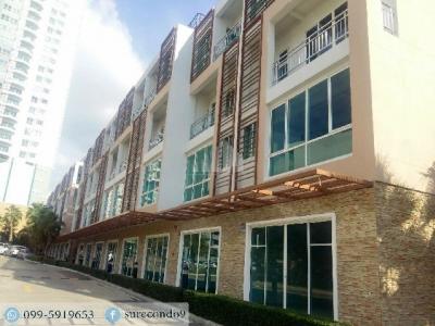 For RentHome OfficeRama3 (Riverside),Satupadit : 0552-M😊 RENT เช่า Home office 4 ชั้น คอนโดริมน้ำเจ้าพระยา🚄ใกล้ BTS ช่องนนทรี🏢โครงการ ศุภาลัย พรีมา ริวา Supalai Prima Riva🔔พื้นที่:218.00ตร.ม.💲ราคาเช่า:40,000.-บาท📞:099-5919653✅LineID:@sureresidence
