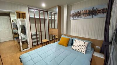 For RentCondoOnnut, Udomsuk : Condo for rent at Udelight Onnut, near BTS, fully furnished, ready to move in !!