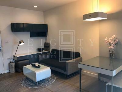 เช่าคอนโดลาดพร้าว เซ็นทรัลลาดพร้าว : For Rent The Room Ratchada-Ladprao (41.5 sqm.)