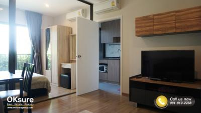 For RentCondoPinklao, Charansanitwong : Condo for Rent The Tree Rio Bang-Aor Station