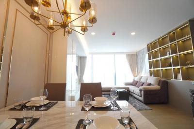 For RentCondoKhlongtoei, Kluaynamthai : FOR RENT: Siamese Exclusive Queens For Rent Condo: Siamese Exclusive Queen, located in the heart of the city, near MRT Queen Sirikit Center, fully furnished, for rent 55,000 / month