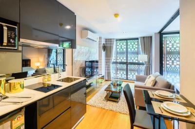 เช่าคอนโดสยาม จุฬา สามย่าน : For Rent Altitude Samyan-Silom (30 sqm.)