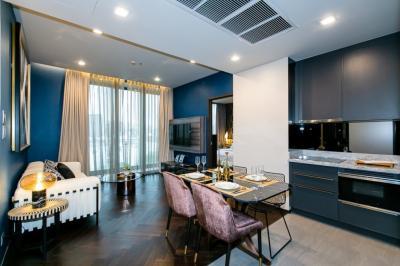 เช่าคอนโดอารีย์ อนุสาวรีย์ : For rent Luxury condo @ The monument Sanampao 2 bed