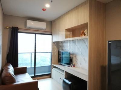 For RentCondoRama9, Petchburi, RCA : For Rent Lumpini Suite Phetchaburi-Makkasan (27 sqm.)