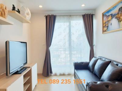 For RentCondoSathorn, Narathiwat : FOR RENT!!! 1 BED มีหลายห้องให้เลือก พร้อมเฟอร์ ราคาพิเศษที่สุด ศุภาลัย ไลท์ รัชดาฯ นราธิวาส