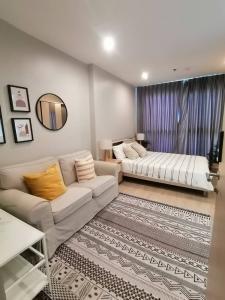 ขายคอนโดสยาม จุฬา สามย่าน : ห้องใหม่ ขาย IDEO Q Chula Samyan ห้อง Studio 24 ตร.ม. สนใจติดต่อ 0654649497