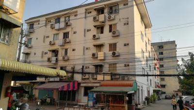 For SaleCondoVipawadee, Don Mueang, Lak Si : Promotion vs. Covid 19, Hot Sale, Airborne Place Chang Akat Uthit Road, Soi 8, Intersection 1, Building B, Floor 5, Area 33.33, Price 750,000 Baht