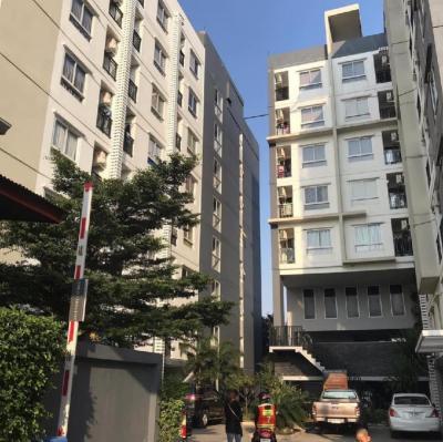 ขายคอนโดบางแค เพชรเกษม : ขาย ราคาทุน อาคาร A ชั้น 3 ห้องขนาด 38 ตรม. เป็นห้องมุม เป็นส่วนตัว แปลนห้องดี