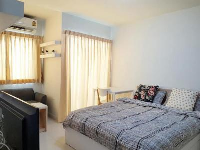 For RentCondoOnnut, Udomsuk : For Rent My Condo Sukhumvit 52 100 m. From BTS On Nut