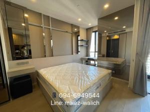 เช่าคอนโดสุขุมวิท อโศก ทองหล่อ : ให้เช่า‼️1 นอนห้องใหม่แต่งสวย แยกอโศก ติด MRT สุขุมวิท และ BTS อโศก
