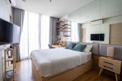 For RentCondoSukhumvit, Asoke, Thonglor : For Rent Park 24 (30 sqm.)