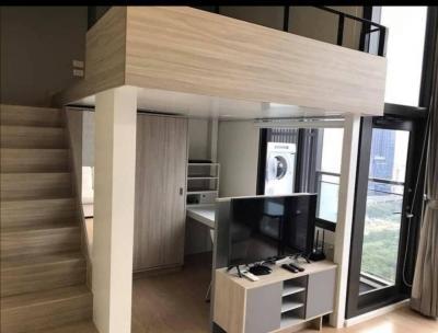 For RentCondoRama9, RCA, Petchaburi : Special Discount!! Duplex unit in Chewathai Residence Asoke