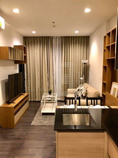 For RentCondoRama9, RCA, Petchaburi : For Rent The Line Asoke-Ratchada (34 sqm.)