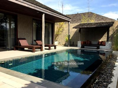 For SaleHouseKorat KhaoYai : Sale House Muthi Maya (Kirimaya) Forest Pool Villa Resort Khao Yai Muthi Maya