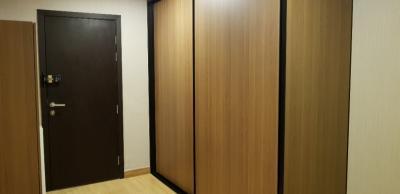 เช่าคอนโดบางแค เพชรเกษม : ให้เช่า ห้องขนาด 38 ตรม. อยู่สบาย ห้องมุม เป็นส่วนตัว เฟอร์+เครื่องใช้ไฟฟ้าครบ