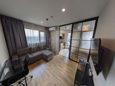 เช่าคอนโดปิ่นเกล้า จรัญสนิทวงศ์ : For Rent Brix Condominium (28 sqm.)