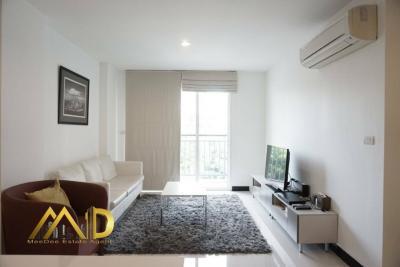 For RentCondoSukhumvit, Asoke, Thonglor : For Rent  Voque Sukhumvit  16 , Large Room nearby BTS Asoke