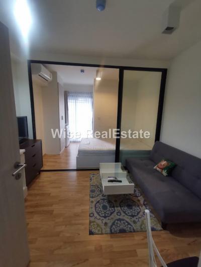 For RentCondoSamrong, Samut Prakan : Condo for rent The Cabana near bts Samrong Studio 6,000 / month