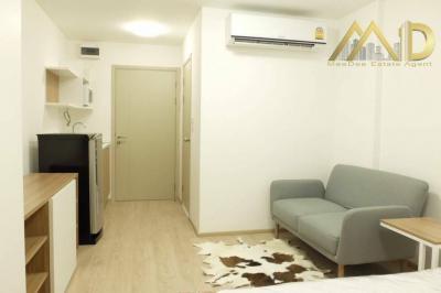 For RentCondoOnnut, Udomsuk : HOT!!! Room for Rent Condo Elio Sukhumvit 64 near by BTS Punnawithi Studio ready to move.