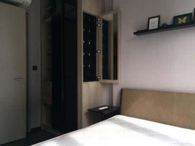 เช่าคอนโดพระราม 9 เพชรบุรีตัดใหม่ : ให้เช่า คอนโด เดอะ ไลน์ อโศก-รัชดา พร้อมเข้าอยู่ + เฟอร์นิเจอร์ครบ For rent The Line Asoke - Ratchada near MRT Rama 9  ใกล้ Mrt พระราม 9 ใกล้ห้าง ฟอร์จูน,เซ็นทรัลพระราม 9