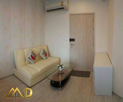 For RentCondoBangna, Lasalle, Bearing : For Rent!! Ideo Mobi Sukhumvit Eastgate Bangna Near BTS Bangna