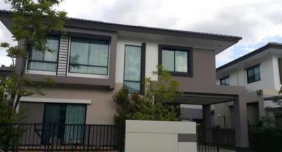 เช่าบ้าน : ปล่อยเช่า : บ้านเดี่ยว ใกล้แยกรวมโชค โครงการวรารมย์ พรีเมี่ยม ศาลากลาง Home For Rent at Chaingmai