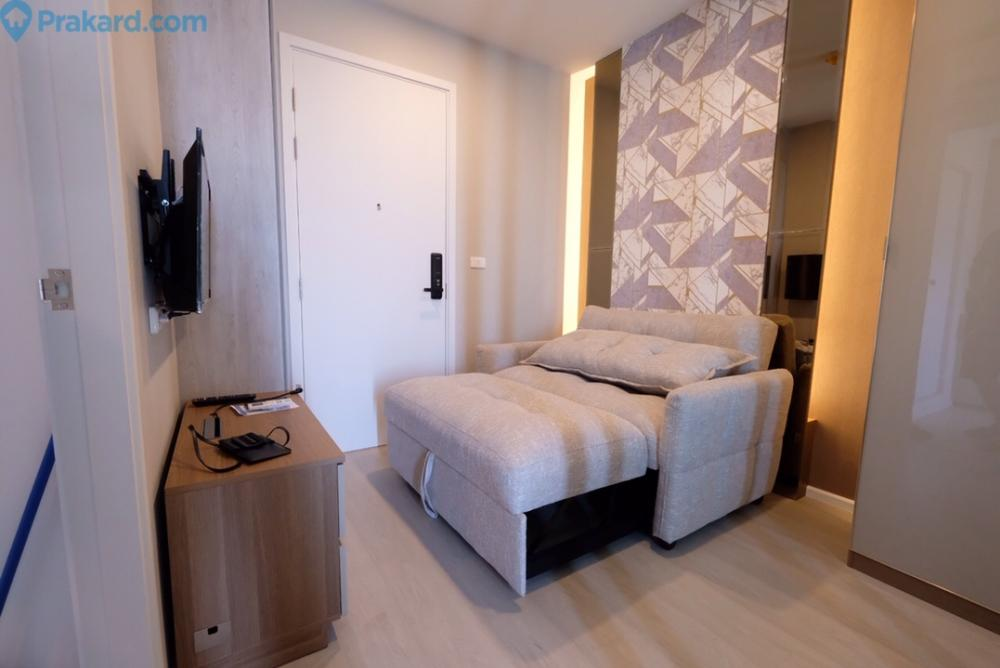 For RentCondoKasetsart, Ratchayothin : For rent Ciela Sripatum One bedroom 23rd floor built in Furniture and electric equipment only 12,500 baht
