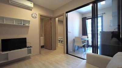 For RentCondoRama9, RCA, Petchaburi : Urgent For rent Condo Midst rama9 1bed Near MRTRama9 ready to move in