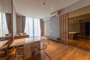 For RentCondoSukhumvit, Asoke, Thonglor : A1039 ++ RENT ++ Park 24 | Park 24 | 1 bed size 28 sqm. Beautiful decoration * BTS Phrom Phong