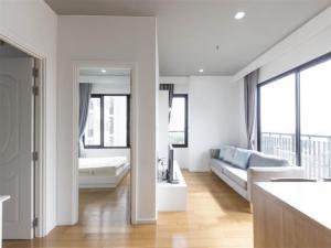 For SaleCondoOnnut, Udomsuk : For Sale, Blocs 77, beautiful view, beautiful decoration, 2 bedrooms, rare