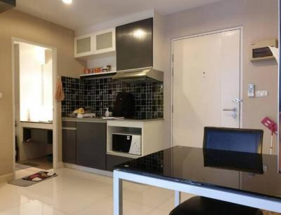 For RentCondoChiang Mai, Chiang Rai : For Rent / The next condo 1, Meechok Plaza Intersection With furniture and electrical appliances
