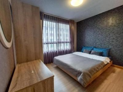 For RentCondoRangsit, Patumtani : The room is beautifully decorated. Plum Condo Muang Ake for rent, fully furnished, very nice, ready to move, click now ด่วน️❗️